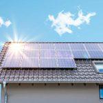 solar panels with skylight clr